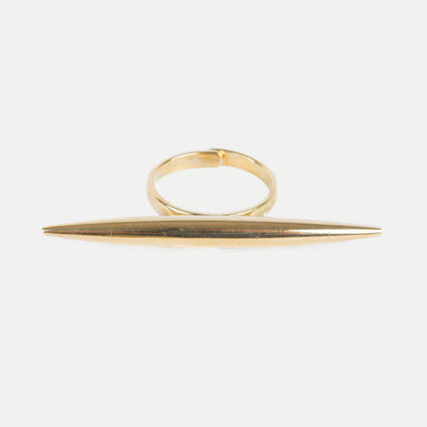 Sasi Ring: Brass