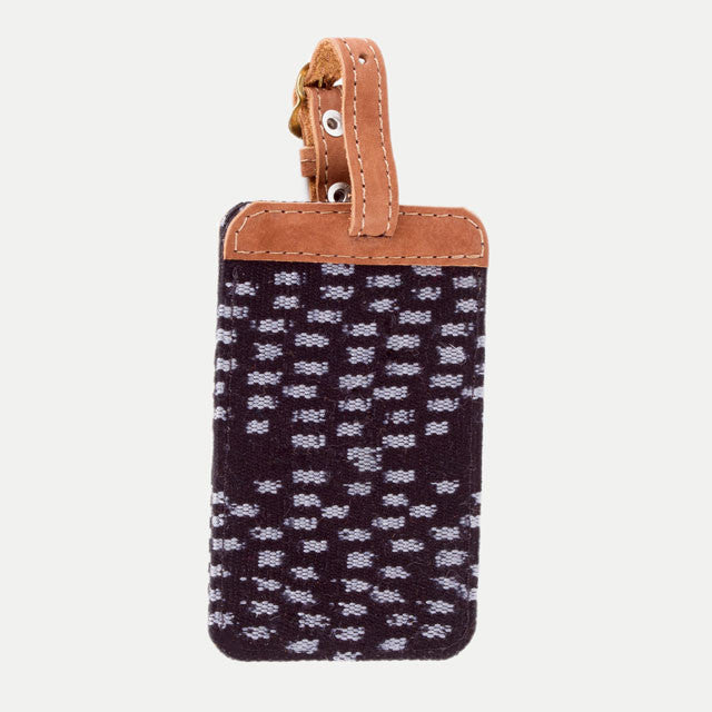 Luggage Tag: Bali Black
