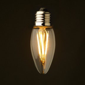 DLG Lighting Co. Candle LED Light Bulb