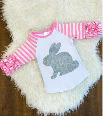 Easter Bunny Top