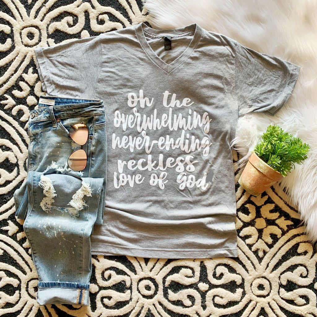 Oh the Overwhelming Never-ending Love of God TEE
