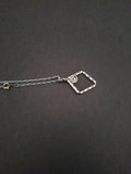 Silver Necklace - Luzjewelrydesign