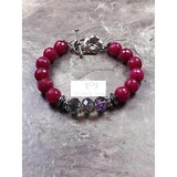 Red Ruby bracelet - Luzjewelrydesign   - 3