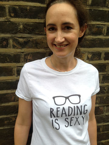 Reading is Sexy Sophie Kinsella T Shirt