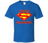 Super Grandpa T Shirt - Original James Tee  - 2