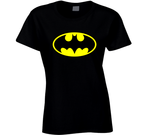 Ladies Batman T shirt