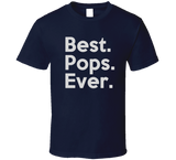 Best Pops Ever T Shirt - Original James Tee