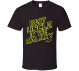 Best Uncle in the Galaxy T Shirt - Original James Tee  - 2