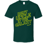 Best Uncle in the Galaxy T Shirt - Original James Tee  - 3
