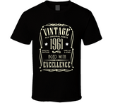 1961 T Shirt - Original James Tee  - 1