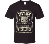 1965 T Shirt - Original James Tee  - 2