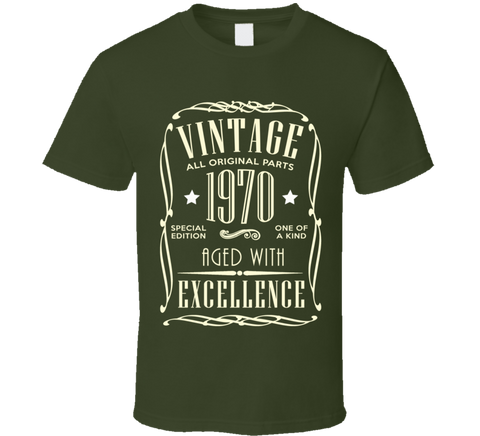 1970 T Shirt - Original James Tee