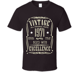1971 T Shirt - Original James Tee