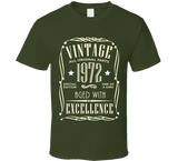 1972 T Shirt - Original James Tee