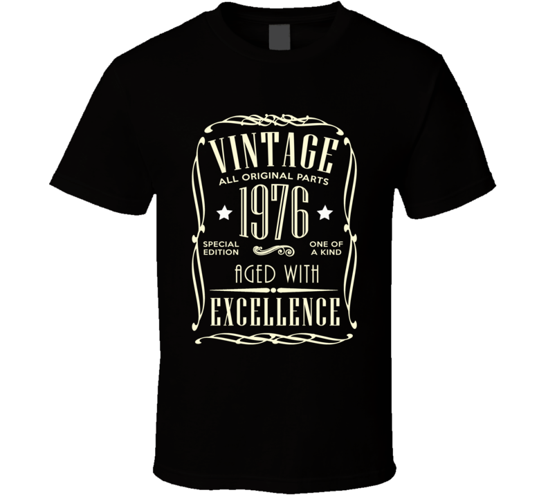 1976 T Shirt - Original James Tee