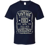 1983 T Shirt - Original James Tee