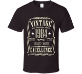 1984 T Shirt - Original James Tee