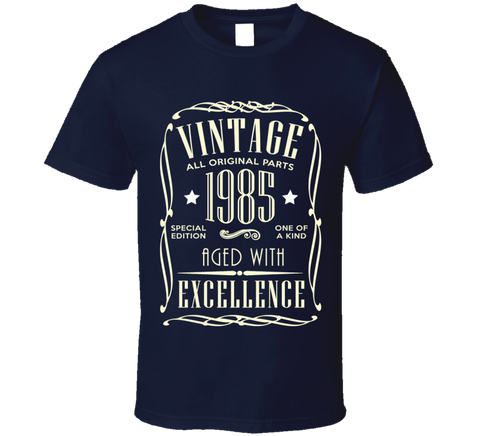 1985 T Shirt - Original James Tee
