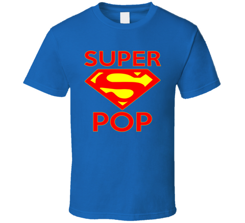 Super Pop T Shirt - Original James Tee