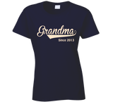 Grandma since any year T Shirt - Original James Tee  - 4