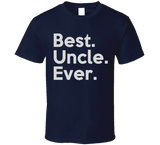 Best Uncle Ever T Shirt - Original James Tee