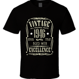 1946 Vintage T Shirt - Original James Tee  - 1