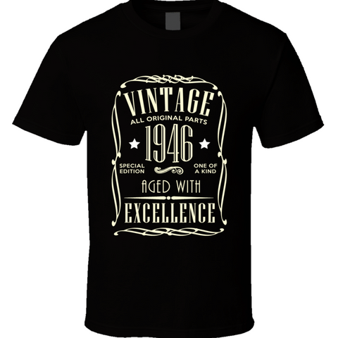 1946 Vintage T Shirt - Original James Tee