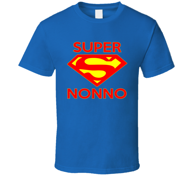 Super Nonno T Shirt - Original James Tee
