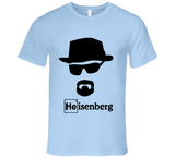 Heisenberg Breaking Bad Cool Black Silhouette T Shirt - Original James Tee