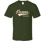Nonno Since Any Year T Shirt - Original James Tee