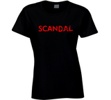 Scandal T Shirt - Original James Tee