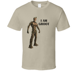 I am Groot T Shirt - Original James Tee  - 1