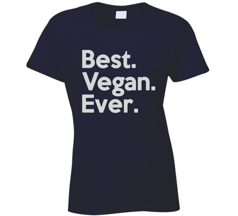 Best Vegan Ever T Shirt - Original James Tee
