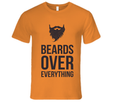 Beards Over Everything T shirt - Original James Tee