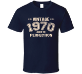Year of Birth T Shirt Vintage - Original James Tee