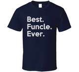 Best Funcle Ever Uncle T Shirt - Original James Tee
