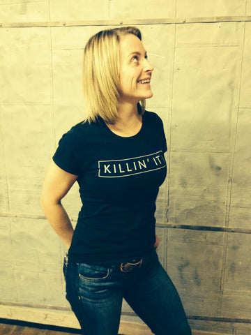 KILLIN' IT T Shirt - Original James Tee  - 1