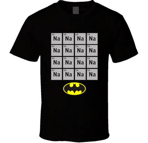 Na Na Na Na Batman T Shirt - Original James Tee