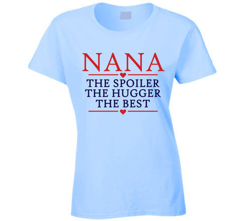 Nana T Shirt - Original James Tee  - 1
