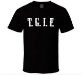 TGIF T Shirt - Original James Tee  - 4