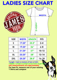 Whoever Said Diamonds are a Girls Best Friend never had a Dog T Shirt - Original James Tee