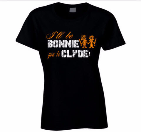 Bonnie and Clyde T Shirt - Original James Tee