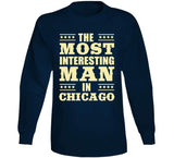 The Most Interesting Man Personalized To Any City T Shirt - Original James Tee