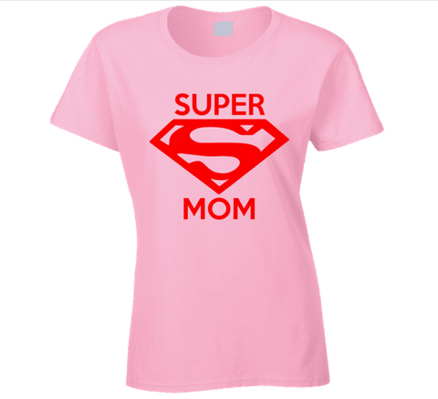 Super Mom T Shirt - Original James Tee  - 1