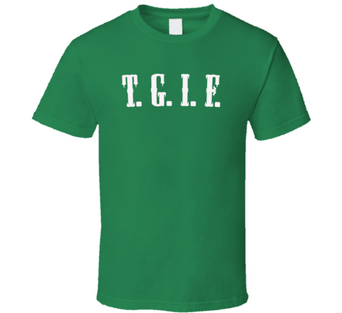 TGIF T Shirt - Original James Tee