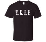 TGIF T Shirt - Original James Tee - 2