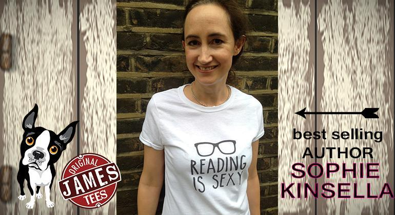 Sophie Kinsella Reading is Sexy