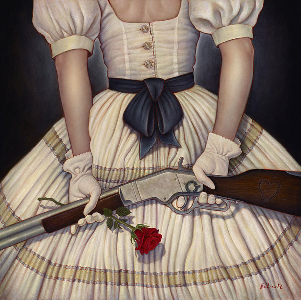 """Shotgun Wedding"" by Danny Galieote"