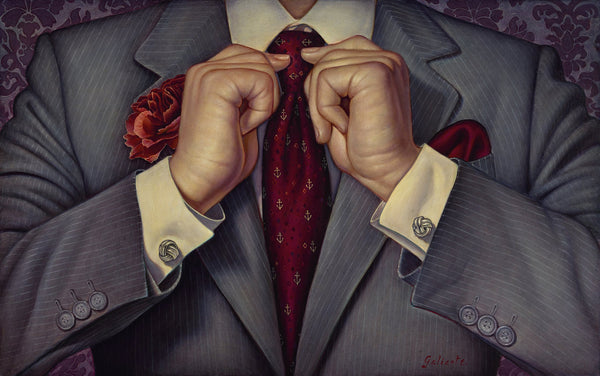 """Taking Care of Business"" Limited Edition Giclee, Signed and Numbered"