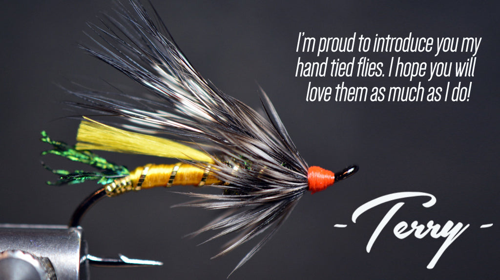 Why Fly Tying? by Terry Landry